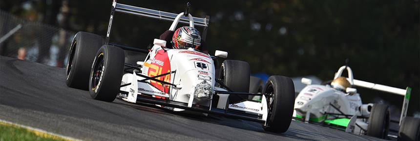 Cape Motorsports Sweeps Weekend at Mid-Ohio
