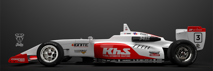 Ignite Autosport USF2000 Livery Side 021021-2