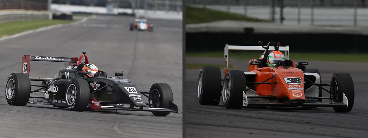 Cooper Tires USF Championship Powered By Mazda - Mazda racing series