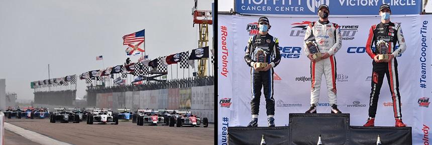 USF Race 1 StP 2021