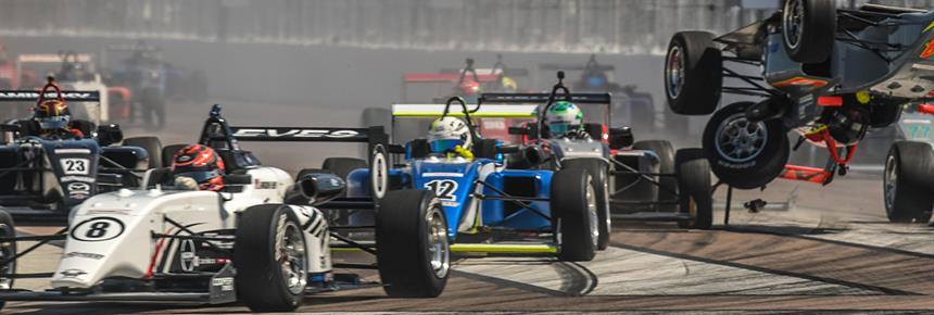 USF StP 2019 Race 1 Race Banner